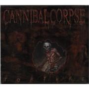 Cannibal Corpse Torture USA CD album