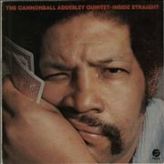 Click here for more info about 'Cannonball Adderley - Inside Straight'