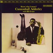Click here for more info about 'Cannonball Adderley - Know What I Mean?'