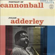 Click here for more info about 'Cannonball Adderley - Portrait Of Cannonball - 1st'