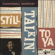 Click here for more info about 'Cannonball Adderley - Still Talkin' To Ya'