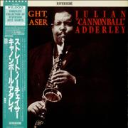 Click here for more info about 'Cannonball Adderley - Straight, No Chaser + obi'