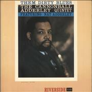 Click here for more info about 'Cannonball Adderley - Them Dirty Blues'