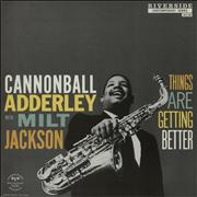 Click here for more info about 'Cannonball Adderley - Things Are Getting Better'