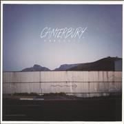 Click here for more info about 'Canterbury - Dark Days - Blue Vinyl'