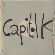Click here for more info about 'Capitol K - Pillow'