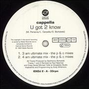 Click here for more info about 'U Got 2 Know'