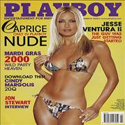 Click here for more info about 'Caprice - Playboy - March 2000'