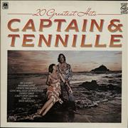 Click here for more info about 'Captain & Tennille - 20 Greatest Hits'