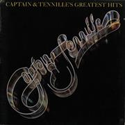 Click here for more info about 'Captain & Tenille's Greatest Hits'