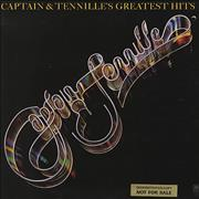 Click here for more info about 'Captain & Tennille - Captain & Tennille's Greatest Hits'