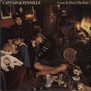 Click here for more info about 'Captain & Tennille - Come In From The Rain + Poster'