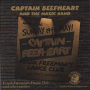 Click here for more info about 'Captain Beefheart & Magic Band - Frank Freeman's Dance Club - green vinyl'