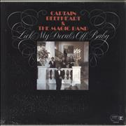 Click here for more info about 'Captain Beefheart & Magic Band - Lick My Decals Off, Baby - 180gm'