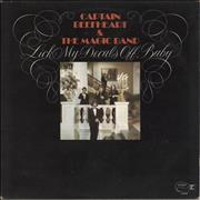 Click here for more info about 'Captain Beefheart & Magic Band - Lick My Decals Off Baby'