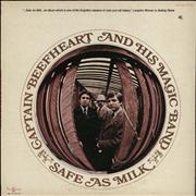 Click here for more info about 'Captain Beefheart & Magic Band - Safe As Milk - EX'