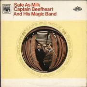 Click here for more info about 'Captain Beefheart & Magic Band - Safe As Milk - EX/WOS'
