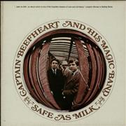 Click here for more info about 'Captain Beefheart & Magic Band - Safe As Milk'