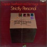 Click here for more info about 'Captain Beefheart & Magic Band - Strictly Personal'