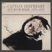 Click here for more info about 'Captain Beefheart & Magic Band - Sun Zoom Spark: 1970 to 1972'