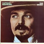 Click here for more info about 'Captain Beefheart & Magic Band - Top Secret'