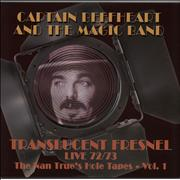 Click here for more info about 'Captain Beefheart & Magic Band - Translucent Fresnel Live 72/73'