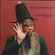 Click here for more info about 'Captain Beefheart & Magic Band - Trout Mask Replica - 180gm - Sealed'