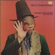 Click here for more info about 'Captain Beefheart & Magic Band - Trout Mask Replica - VG/EX'