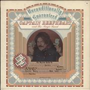 Click here for more info about 'Captain Beefheart & Magic Band - Unconditionally Guaranteed - stickered p/s'
