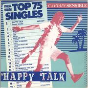 Click here for more info about 'Captain Sensible - Happy Talk'