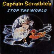 Click here for more info about 'Captain Sensible - Stop The World'