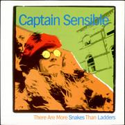 Click here for more info about 'Captain Sensible - There Are More Snakes Than Ladders'