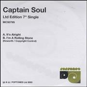 Click here for more info about 'Captain Soul - It's Alright'