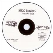 Click here for more info about 'Captain Soul - The World I Know - KBCO 97.3 FM Studio C Version'