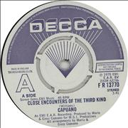 Click here for more info about 'Capuano - Theme From Close Encounters Of The Third Kind - A Label'