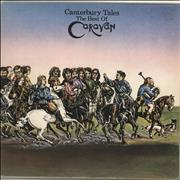 Click here for more info about 'Caravan - Canterbury Tales - The Best Of Caravan'