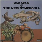 Click here for more info about 'Caravan - Caravan & The New Symphonia - EX'