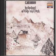 Click here for more info about 'Caravan - In The Land Of Grey And Pink'