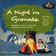 Click here for more info about 'Carbonerillo De Jerez & Andres Conde - A Night In Granada'