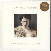 Click here for more info about 'Carina Round - Deranged To Divine - Orange Vinyl - Sealed'