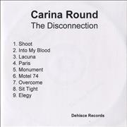 Click here for more info about 'Carina Round - The Disconnection'