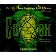 Click here for more info about 'Carl Cox - Two Paintings And A Drum'