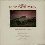 Click here for more info about 'Carl Davis - Music For Television'