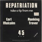 Click here for more info about 'Carl Malcolm - Repatriation'