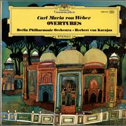 Click here for more info about 'Carl Maria Von Weber: Ouvertüren - Overtures'