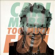 Click here for more info about 'Carl Marsh - Too Much Fun'