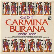 Click here for more info about 'Carl Orff - Carmina Burana - Factory Sample'