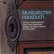 Click here for more info about 'Carl Orff - Musikalisches Hausbuch'