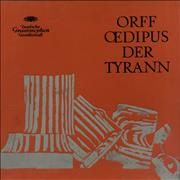 Click here for more info about 'Carl Orff - Oedipus Der Tyrann'