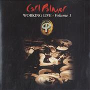 Click here for more info about 'Carl Palmer - Working Live - Volume 1'